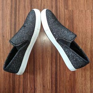 💥SALE💥BRASH Crave metallic slip on sneakers